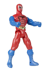 LB Toys 27cm Super Heroes Spiderman Adjustable Body Figurine Toy, Ages 3+
