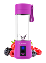 I Lite Electric Blender with Portable Juicer Cup, 3.7W, HM-03, Purple