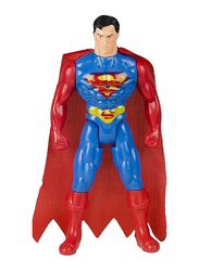 LB Toys 15cm Super Heroes Superman Adjustable Body Figurine Toy, Ages 3+