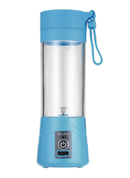 I Lite 380ml Electric Fruit Citrus Lemon Juicer Blender Squeezer, 3.7W, HM-04, Blue