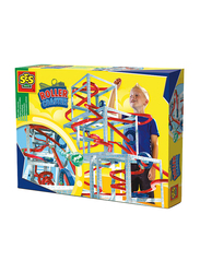 SES Marble Roller Coaster