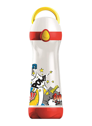 Maped 580ml Picnik Concept Plastic Spillproof Water Bottle, 871612, Comic