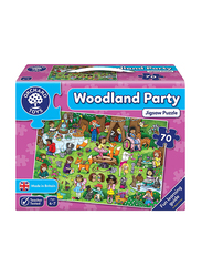 Orchard 70-Piece Woodland Party Jigsaw Puzzle