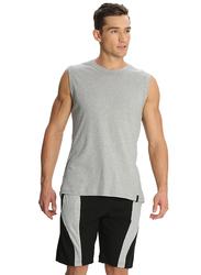 Jockey Men's Sports Knit Shorts Small, Black