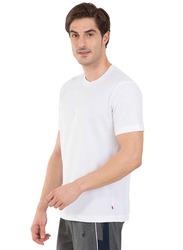 Jockey Men's 24X7 Sport Short Sleeve T-shirt, 2714-0105, Double Extra Large, White