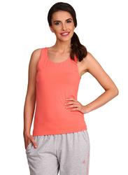 Jockey Ladies 24X7 Tank Top for Women, Large, Blush Pink