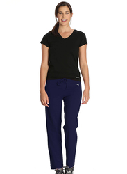Jockey Ladies 24X7 Lounge Pants for Women, Double Extra Large, Imperial Blue