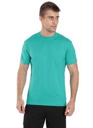 Jockey Men's 24X7 Sport Short Sleeve T-Shirt, 2714-0105, Double Extra Large, Deep Atlantis