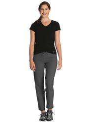 Jockey Ladies 24X7 Lounge Pants for Women, Double Extra Large, Charcoal Melange