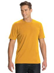 Jockey Men's 24X7 Sport Short Sleeve T-Shirt, 2714-0105, Double Extra Large, Burnt Gold