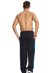 Jockey Men's Sports Star Track Pants Small, Navy/New Marine