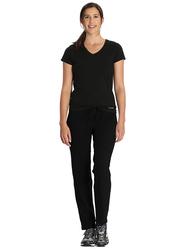 Jockey Ladies 24X7 Lounge Pants for Women, Small, Black