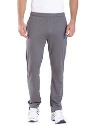 Jockey Men's Sports Track Pants Small, Gunmetal/Heath Ocean