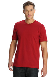 Jockey Men's 24X7 Sport Short Sleeve T-shirt, 2714-0105, Double Extra Large, Shanghai Red
