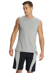 Jockey Men's Sports Knit Shorts Small, Navy