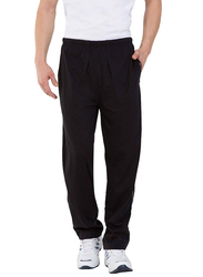 Jockey Men's 24X7 Jersey Pants Small, Black