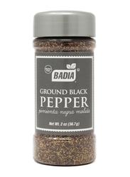 Badia Gluten Free Ground Black Pepper Spices, 56.7g
