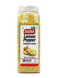 Badia Gluten Free Lemon Pepper Seasoning Spices, 680.4g