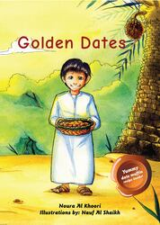 Golden Dates, Paperback Book, By: Noura Khoury