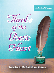Throbs of the poetic heart, Paperback Book