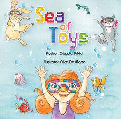 Sea Of Toys, Paperback Book, By: Obada Takla