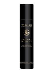 T-Lab Professional Instant Miracle Dry Shampoo for All Hair Types, 100ml