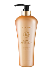T-Lab Professional Blond Ambition Conditioner for Curly Hair, 250ml