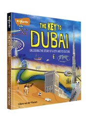 The Key to Dubai, Hardcover Book, By: Lillian Van Der Hoeven