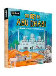 The Key to Abu Dhabi, Hardcover Book, By: Lillian Van Der Hoeven