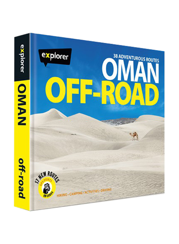Oman Off-Road, Paperback Book, By: Explorer Publishing