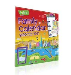 Explore Family Calendar 2021