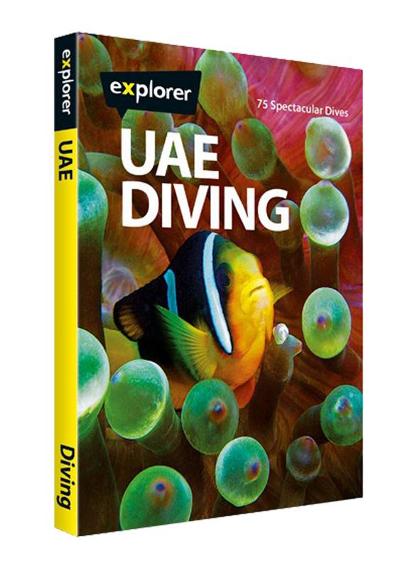 UAE Diving, Paperback Book, By: Howard Hughes