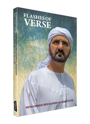 Flashes of Verse (English/Arabic), Hardcover Book, By: Mohammed Bin Rashid Al Maktoum