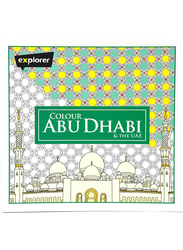 Colour Abu Dhabi & the UAE, Paperback Book, By: David Charlton