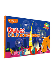 Dubai Colouring Book, Paperback Book, By: Explorer Publishing