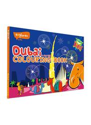 Dubai Colouring Book, Paperback Book, By: Explorer Publishing