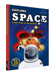 Explore Space Encyclopedia, Paperback Book, By: Mohammed Bin Rashid Space Center