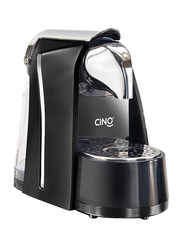 Cino Nespresso Automatic Coffee Machine, Black