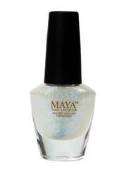 Maya Cosmetics Breathable Water Permeable Wudu Friendly Halal Nail Polish, Glitter
