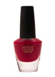 Maya Cosmetics Breathable Water Permeable Wudu Friendly Halal Nail Polish, Shirley Temple