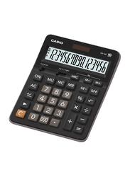 Casio 16-Digit Office Calculator, GX16B, Black