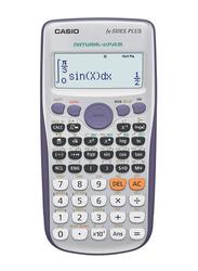 Casio 10+2 Digit Scientific Calculator, FX570ES, Silver/Grey