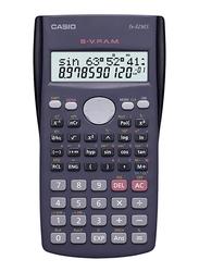 Casio 10+2 Digit Scientific Calculator, FX 82 MS, Blue