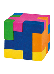 Soododo Puzzle Eraser, Multicolor