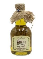 Qenwan Korfezim Stone Pressed Extra Virgin Olive Oil, 500ml