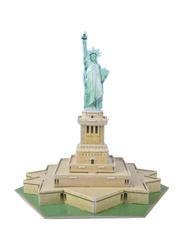 Magic Puzzle 30-Pieces Statue of Liberty Children Educational 3D Jigsaw Puzzle