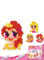 Artkal Educational Princess Toy Water Spray Fuse Beads and Accessories, 1200 Pieces, Ages 4+