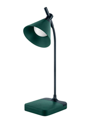 UK Plus Touch-Sensitive LED Flexible Table Lamp with Multi-Light, Green