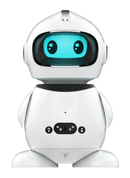 KidKit Smart Educational Robot for Kids, White, Ages 3+