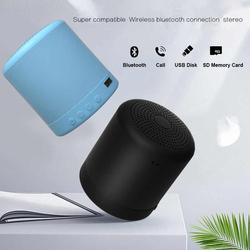 UK Plus Portable Wireless Bluetooth Mini Speaker, Blue
